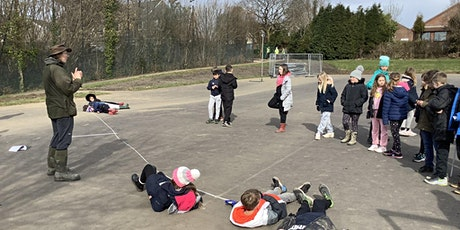 Outdoor learning in the Welsh curriculum tickets
