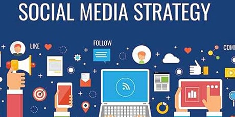 "Online σεμινάριο ""Στρατηγικές Ανάπτυξης για Social Media Marketing"" tickets"