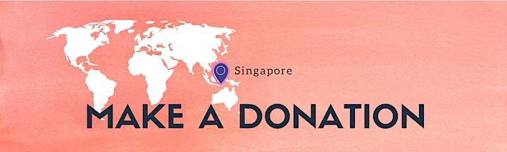 Let Our Voice Run 2021- Singapore (Virtual Run) image