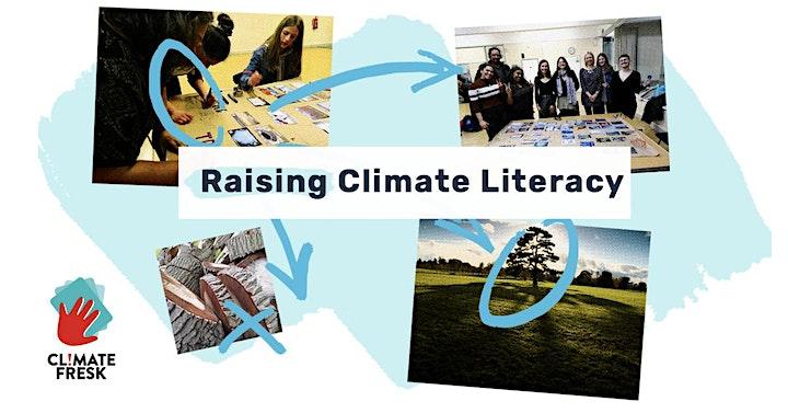 FCCAN Networking  Event - Climate Fresk Workshop image