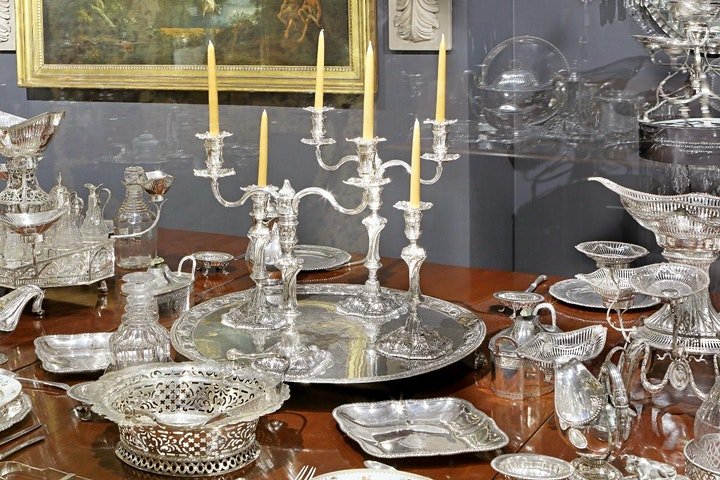 Culture Night 2021: A Tour of the Irish Silver Museum image