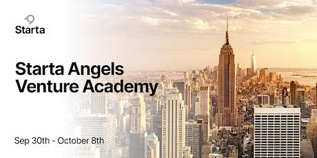 Starta Angles Venture Academy tickets