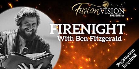 Fire Night // Ben Fitzgerald tickets