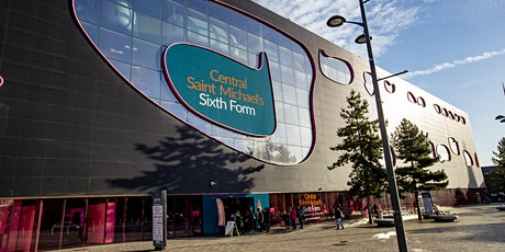 Central Saint Michael's Open Day Saturday 2nd October 11AM-3PM tickets