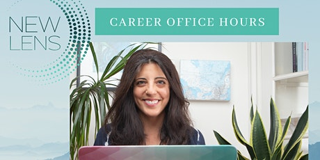 Career Coaching Open Office Hours tickets