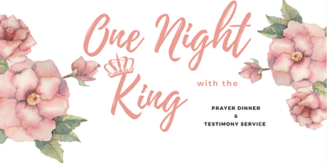 One Night with the King tickets