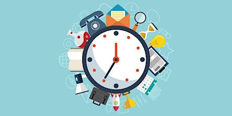 """Corso ONLINE """"Effective Time Management"""": Gestire il Tempo  senza stress biglietti"""