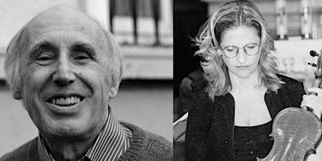 Bruno Canino e Alessandra Romano biglietti