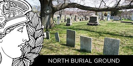 EX LIBRIS: North Burial Ground tickets