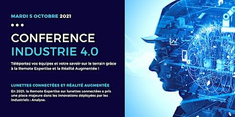 Usine du futur : Lunettes Connectées et Maintenance 4.0 biglietti