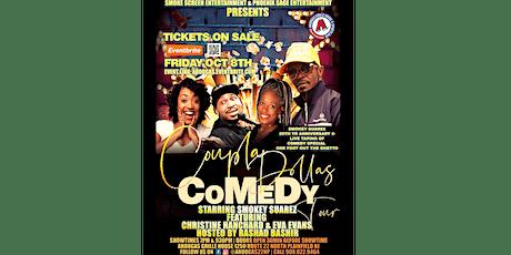 Comedian Smokey Suarez 25th Anniversary tickets