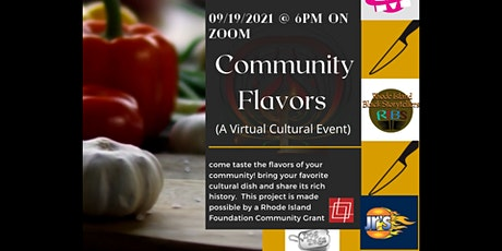 Community Flavors tickets