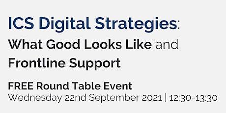 ICS Digital Strategies: WGLL & Frontline Support tickets