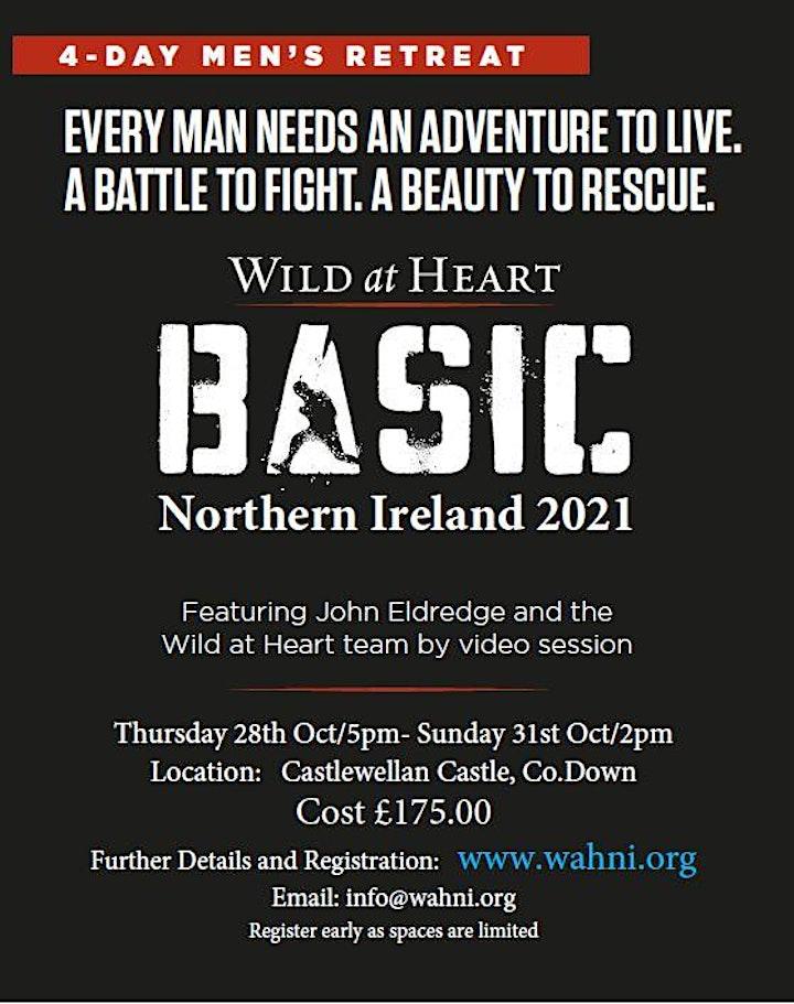 Wild at Heart BootCamp Basic Northern Ireland 2021 image