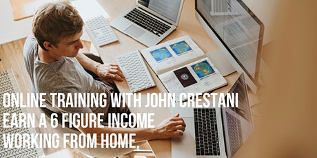 Online Training:   How to earn a 6 figure side income  online tickets
