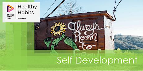 Stockton CGL - Healthy Habits - Self Development tickets
