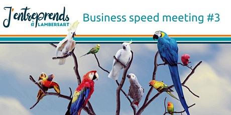 Reporté !   Après-midi Business Speed Meeting #3 billets