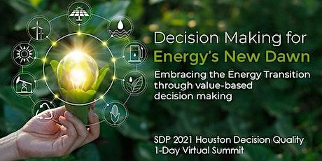 SDP Houston Decision Quality Houston Virtual Summit tickets