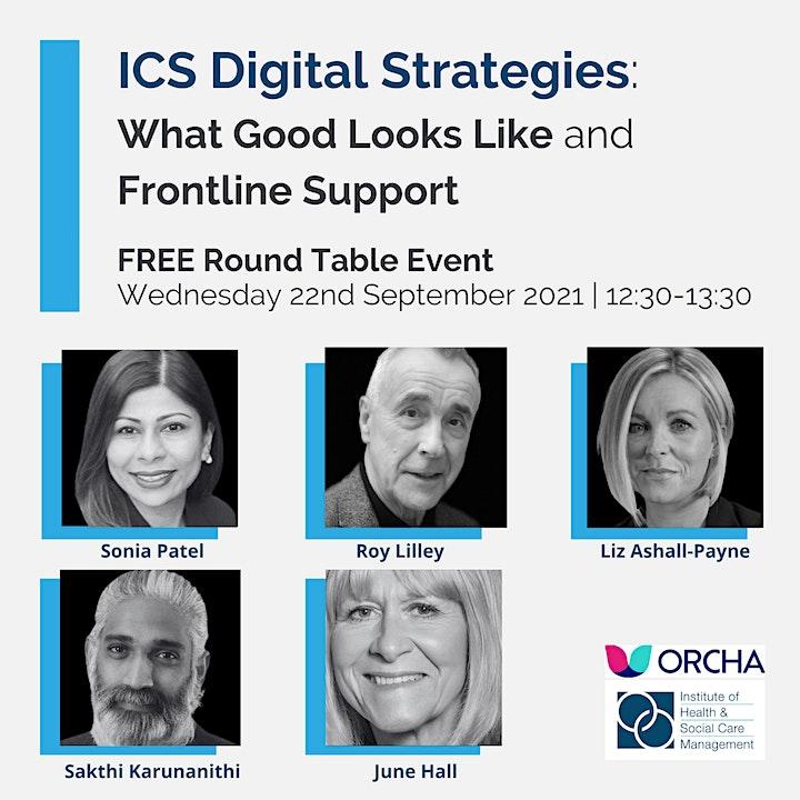 ICS Digital Strategies: WGLL & Frontline Support image