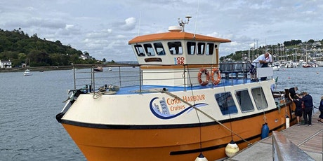 Cork Culture Night Free Boat tour down the River Lee on board 'Cáilín Oir' biglietti