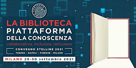 Convegno Stelline 2021 - Evento Collaterale | Fondazione Per Leggere biglietti