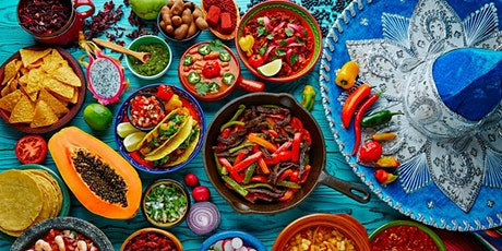 Foodie Alert - - Learn Some of the Best Mexican Recipes tickets