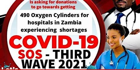 Zambia Covid Fundraising Dinner Dance tickets