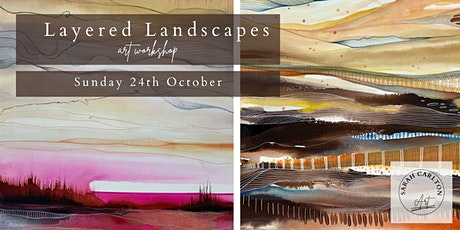 Layered Landscapes. tickets