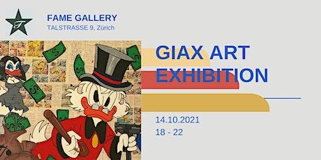 Giax - Art Exhibition tickets