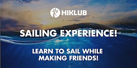 Sailing Experience Málaga tickets