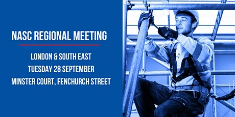 NASC London & South East Regional Meeting tickets