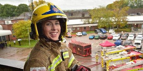 Recruitment Open Day - Redbridge fire station tickets