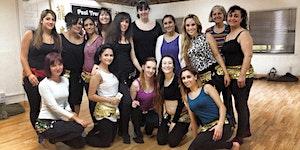 FREE Belly Dance Intermediate level taster