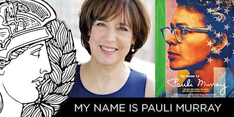 EX LIBRIS: My Name is Pauli Murray tickets