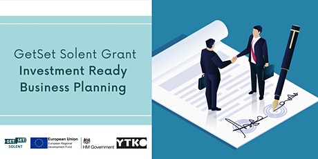 GetSet Solent Grant Investment Ready Business Planning tickets