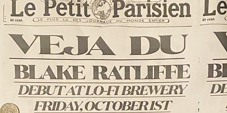 Veja Du & Blake Ratliffe - Live @ LO-Fi tickets