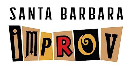 October 2021 Improv Show tickets