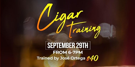 Ashton Cigar Training Class tickets