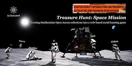 [Guided Tour & Treasure hunt]  Apollo 11 Moon Museum in WebXR biglietti