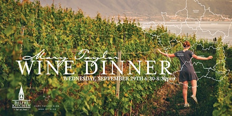 Meet the Maker - Mary Taylor Wine Dinner tickets