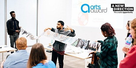 Arts Award information and support session - LCEP tickets