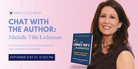 A Chat with the Author: Michelle Tillis Lederman tickets