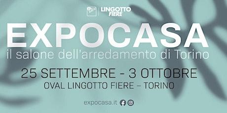 ExpoCasa Torino 2021 con Pura Depuratori biglietti