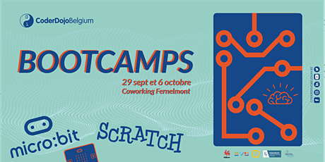 CoderDojo BootCamp > Discover Micro:Bit & Scratch (FR) billets