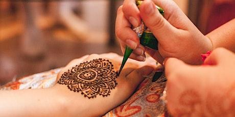 Henna Design Workshop biglietti