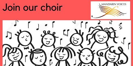 Mandarin Voices 'Sing for Joy' -1/2 hour sessions x 10 weeks, 28 Sep-30 Nov tickets