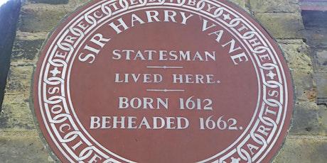 Walking Tour - Horrific Hampstead tickets