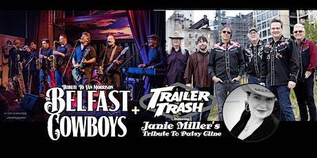 THE BELFAST COWBOYS & TRAILER TRASH feat Janie Miller's Patsy Cline Tribute tickets