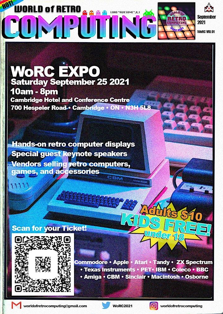 World of Retro Computing Expo image