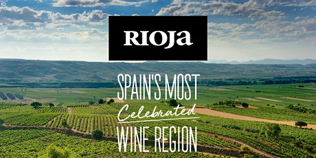 Experience Wines from RIOJA: Walk Around Trade Tasting tickets
